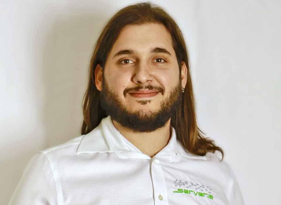 Giovanni Gangale, Informatiker, Netzwerk-/Servertechnik, Kundenbetreuung