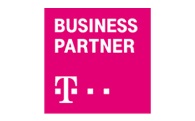Telekom Business Partner Logo