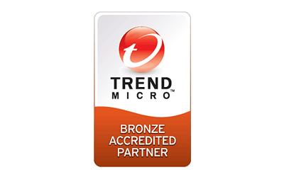 TREND MICRO Partner Logo